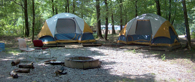 The Woodlands Campsite