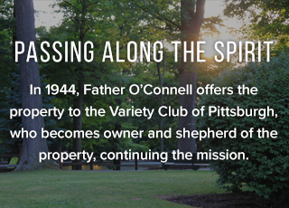 Passing Along the spirit