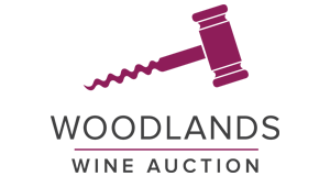 Woodlands Wine Auction logo