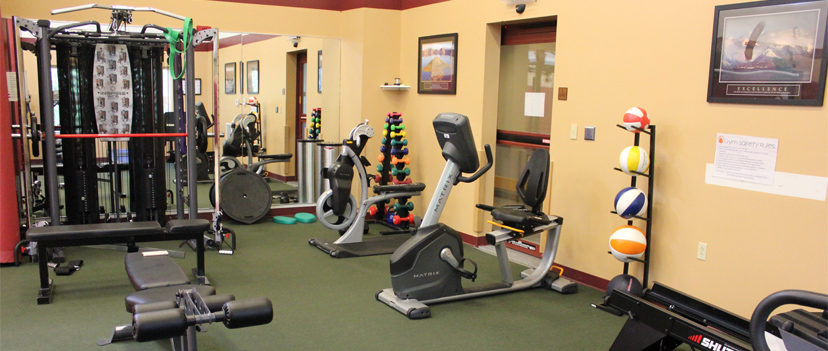 The Woodlands Fitness Gym